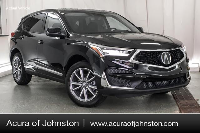 2019 Acura Rdx Sh Awd With Technology Package Suv Majestic Black