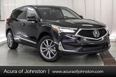 New 2019 Acura RDX SH-AWD with Technology Package SUV Johnston, IA