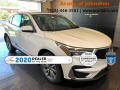 New 2021 Acura RDX SH-AWD with Technology Package SUV Johnston, IA