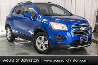 Bargain 2015 Chevrolet Trax LT SUV Johnston, IA