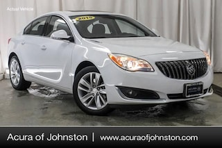 Bargain 2015 Buick Regal 1FL Sedan Johnston, IA