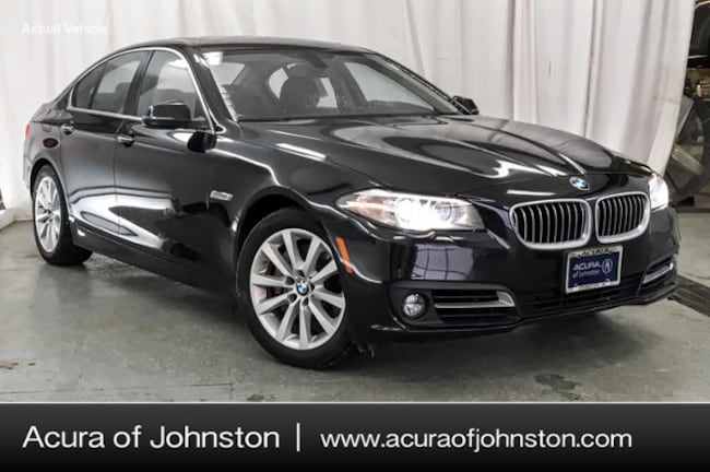 Used 2016 BMW 535i xDrive Sedan Johnston, IA