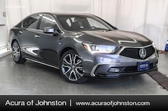 New 2019 Acura RLX Sport Hybrid SH-AWD with Advance Package Sedan Johnston, IA