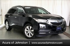 Used 2016 Acura MDX MDX SH-AWD with Advance Package SUV Johnston, IA