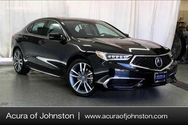 2020 Acura Tlx V 6 Sh Awd With Technology Package Sedan Majestic