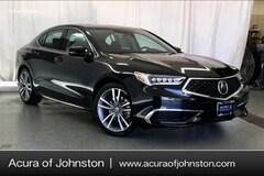 New 2020 Acura TLX V-6 SH-AWD with Technology Package Sedan Johnston, IA