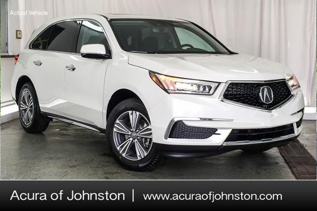 Acura Des Moines >> New Acura Mdx For Sale In Johnston Ia Acura Of Johnston