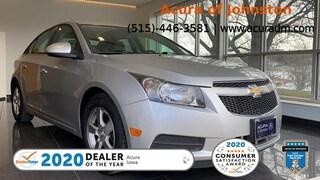 Bargain 2014 Chevrolet Cruze Sedan Johnston, IA