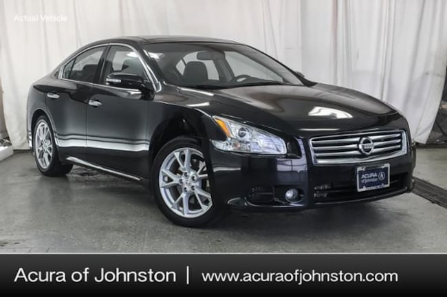 Used 2014 Nissan Maxima 3.5 SV Sedan Johnston, IA