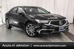 New 2018 Acura TLX 3.5 V-6 9-AT P-AWS with Technology Package Sedan Johnston, IA