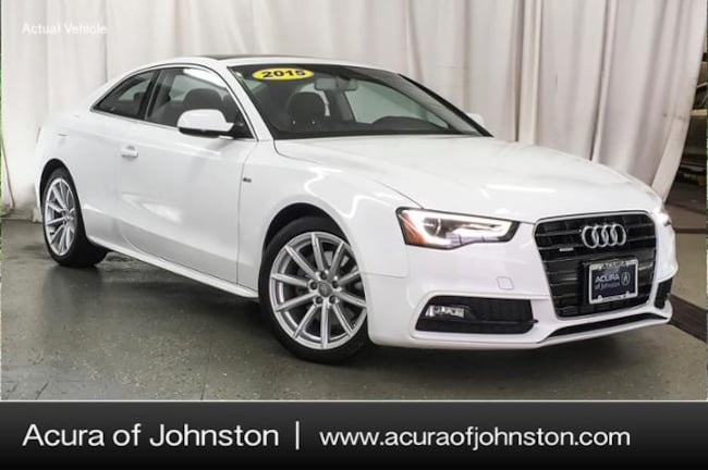 Used 2015 Audi A5 2.0T Premium Plus (Tiptronic) Coupe Johnston, IA
