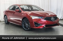 New 2019 Acura ILX with Premium and A-Spec Package Sedan Johnston, IA