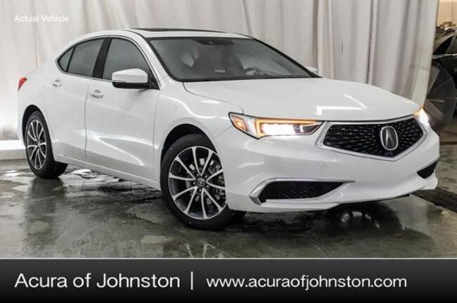 New 2019 Acura TLX 3.5 V-6 9-AT P-AWS Sedan Johnston, IA