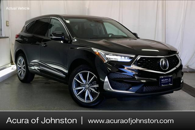 2020 Acura Rdx With Technology Package Suv Majestic Black Pearl For