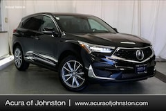 New 2020 Acura RDX with Technology Package SUV Johnston, IA
