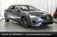 New 2019 Acura ILX with Technology and A-Spec Package Sedan Johnston, IA