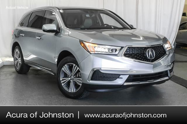 Acura Des Moines >> New Acura Mdx For Sale In Johnston Ia Acura Of Johnston