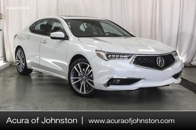 New 2019 Acura TLX 3.5 V-6 9-AT SH-AWD with Advance Package Sedan Johnston, IA