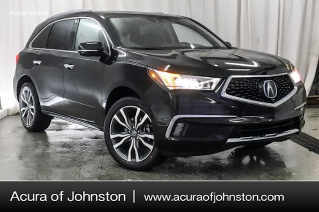New 2019 Acura MDX SH-AWD with Advance Package SUV Johnston, IA