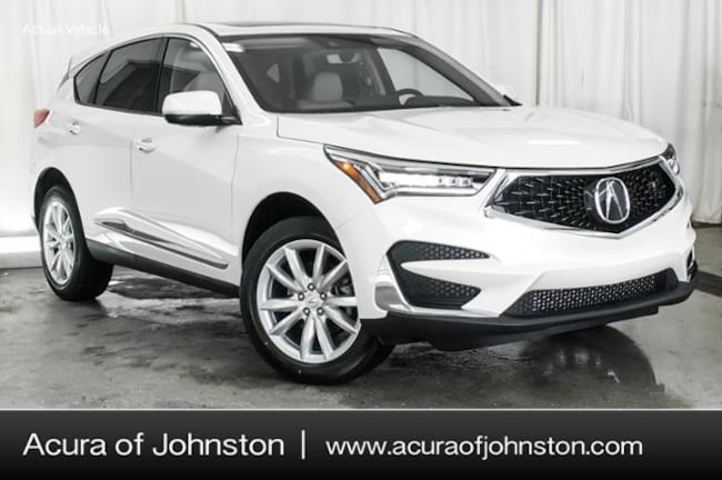 New 2019 Acura RDX SH-AWD SUV Johnston, IA