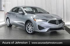 New 2019 Acura ILX Base Sedan Johnston, IA