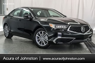 New 2018 Acura TLX 2.4 8-DCT P-AWS with Technology Package Sedan Johnston, IA