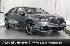 New 2019 Acura TLX 3.5 V-6 9-AT P-AWS with A-SPEC RED Sedan Johnston, IA