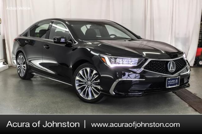 New 2018 Acura RLX with Technology Package Sedan Johnston, IA