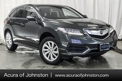 Certified Pre-Owned 2016 Acura RDX RDX AWD SUV Johnston, IA