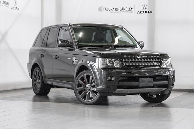 2013 Land Rover Range Rover Sport V8 Supercharged (SC) SUV