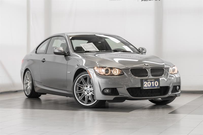 2010 BMW 335i Coupe Coupé