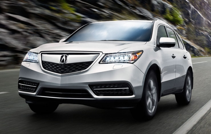 Acura MDX Accessories Acura Of Langley - Acura mdx accessories
