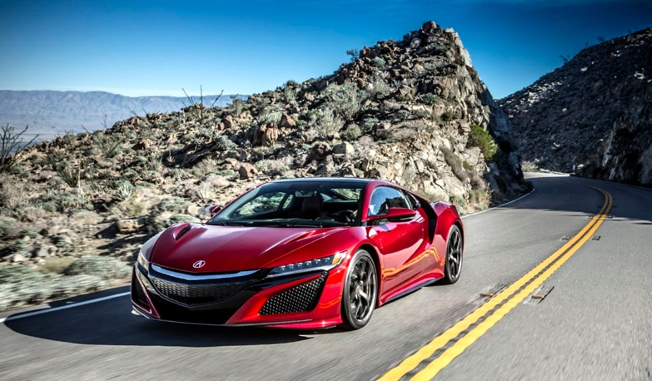 Acura NSX vs the competition | Acura of Langley
