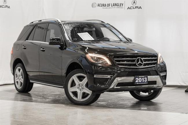 2013 Mercedes-Benz ML350 Bluetec 4matic SUV