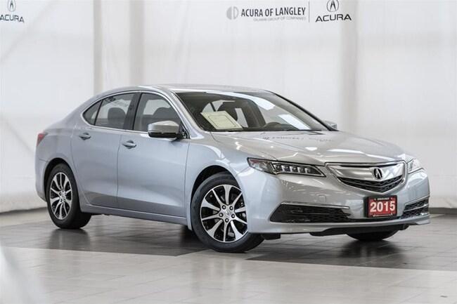 2015 Acura TLX 2.4L P-AWS w/Tech Pkg Sedan