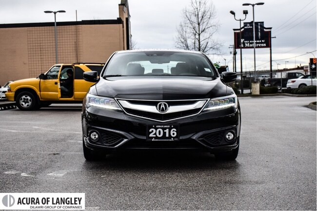 2016 Acura ILX A-Spec Sedan