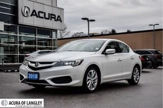 2018 Acura ILX Premium 8dct Sedan