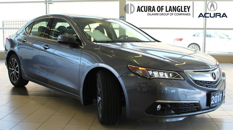 2017 Acura TLX 3.5L SH-AWD w/Elite Pkg Ask us About Additional $1 Berline