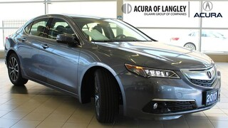 2017 Acura TLX 3.5L SH-AWD w/Elite Pkg Ask us About Additional $1 Sedan