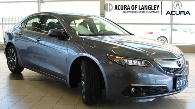 2017 Acura TLX 3.5L SH-AWD w/Elite Pkg VIP Sale Till December 16t Sedan