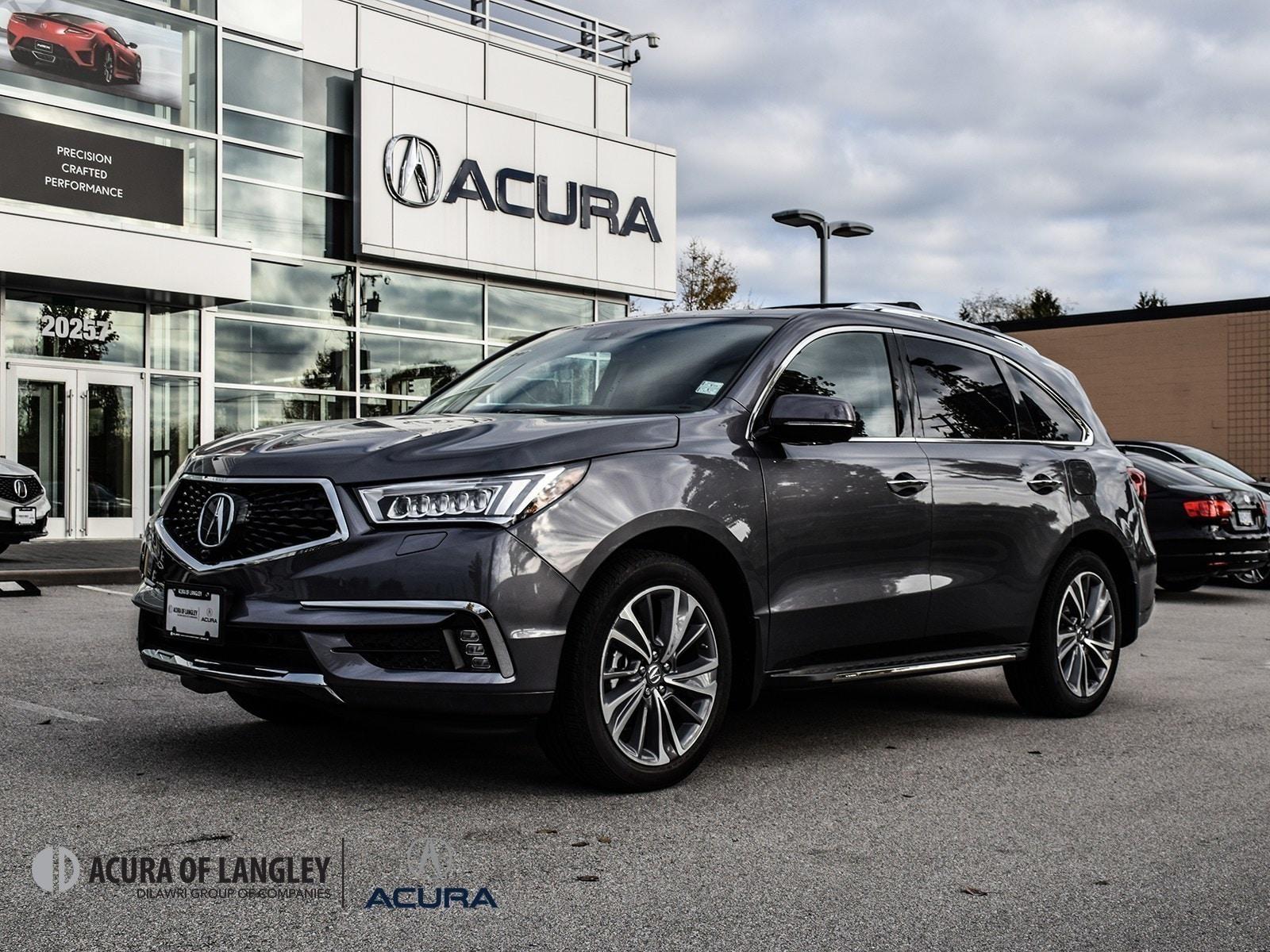 2018 Acura MDX Elite VUS