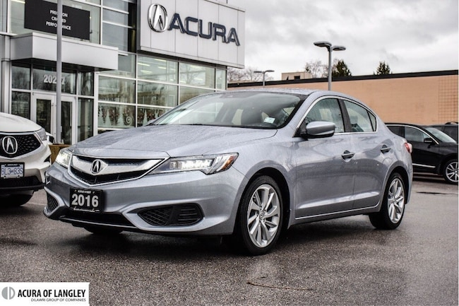 2016 Acura ILX Technology Sedan