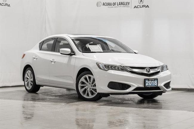 2018 Acura ILX Tech 8dct Sedan