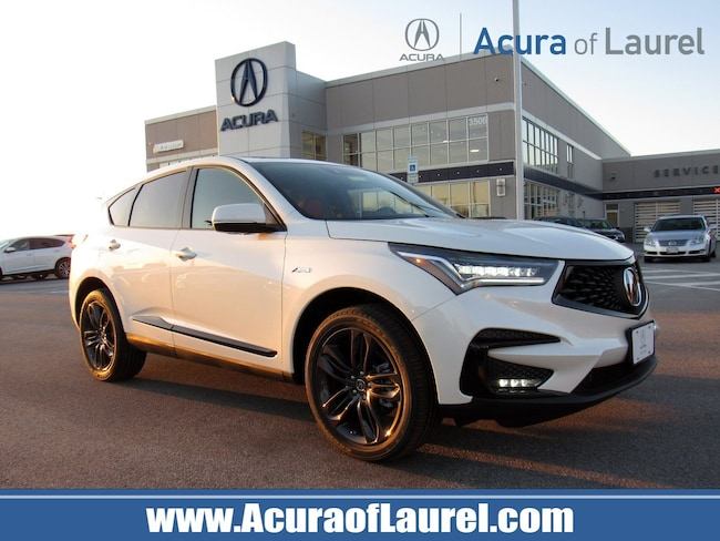 2019 Acura RDX SH-AWD with A-Spec Package SUV