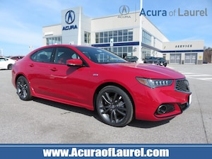 2019 Acura TLX 3.5 V-6 9-AT SH-AWD with A-SPEC RED