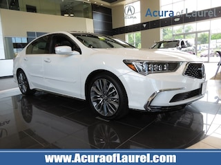 2019 Acura RLX with Technology Package Sedan