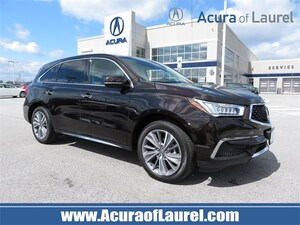 2018 Acura MDX V6 with Technology Package