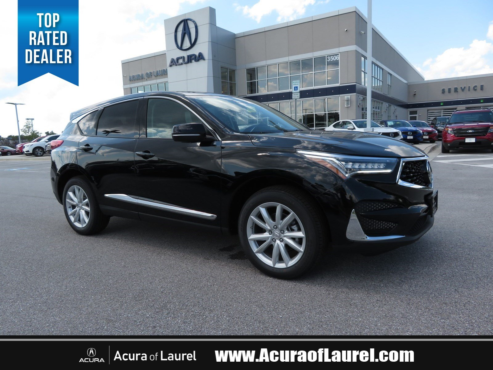 Featured new 2020 Acura RDX SH-AWD SUV for sale in Laurel, MD