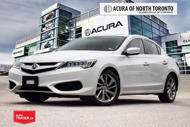 2016 Acura ILX at 7yrs/130,000KM Certified Warranty Included Sedan