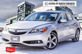 2013 Acura ILX Premium at Accident Free| Back-Up Camera| Berline